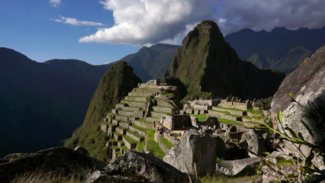machu picchu and the sacred valley, peru - 16th century stock videos & royalty-free footage