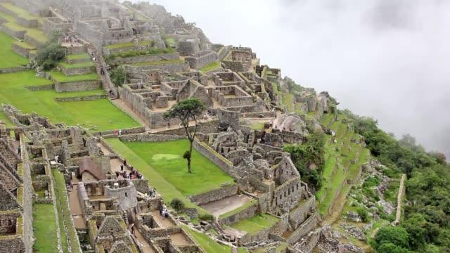 Machu Picchu ruins, Perú