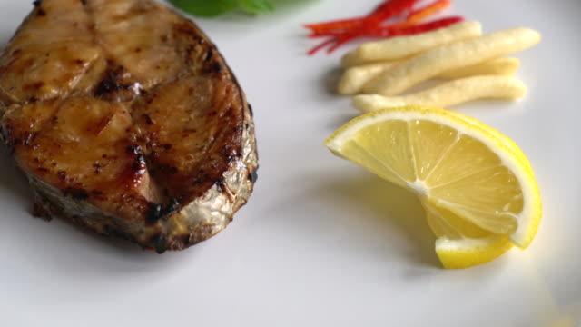 mackerel steak