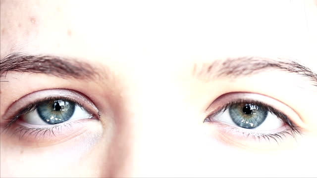 HD: Macro Close-up Human Eye
