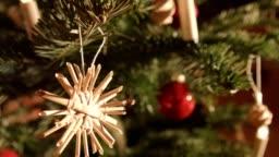 Macro dolly: Christmas tree