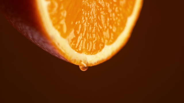 macro orange - fruit stock videos & royalty-free footage