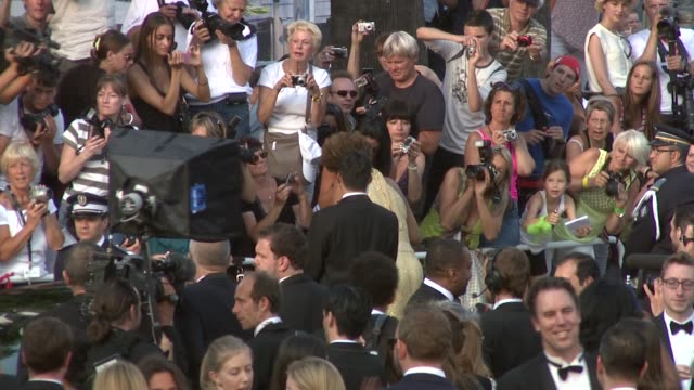 macy gray at the paperboy premiere: 65th cannes film festival at lumiere on may 24, 2012 in cannes, france - macy gray stock videos & royalty-free footage