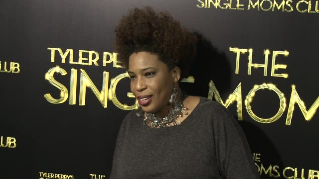 vídeos de stock e filmes b-roll de macy gray at tyler perry's the single moms club los angeles premiere at arclight cinemas cinerama dome on march 10 2014 in hollywood california - cinerama dome hollywood