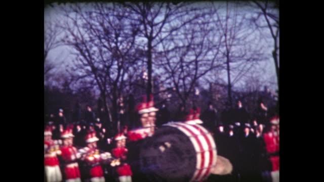 vídeos y material grabado en eventos de stock de 1939 macy's parade 1 - macy's