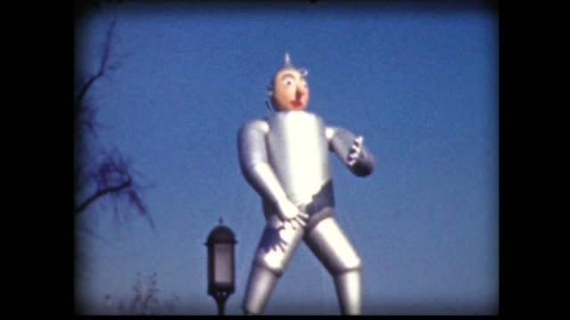 1939 Macy's Parade 2 (Tin Man)