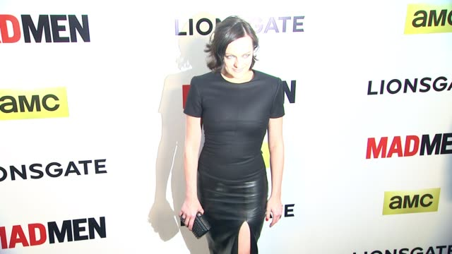 clean mad men season seven los angeles premiere at arclight cinemas on april 02 2014 in hollywood california - arclight cinemas hollywood stock videos & royalty-free footage