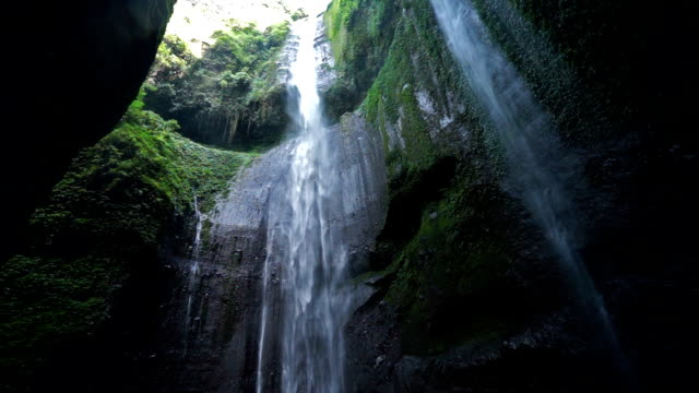 Madakaripura Waterfall (Air Terjun Madakaripura) , big waterfall indonesia.