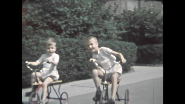 made between 1933 and 1944 rare private color film family makes a walk father has son on his shoulders restaurant with swastika flag two boys driving...