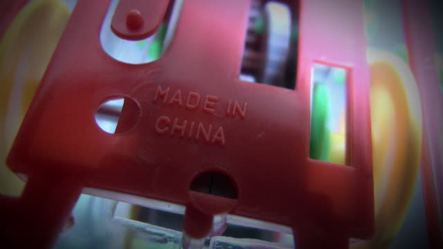 Made in China Toy