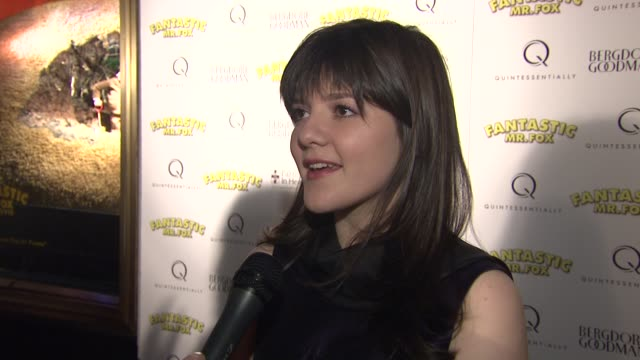 madeleine martin on what brings her out tonight, if she was familiar with the story before tonight, why she thinks the stop-motion animation will... - biggest stock videos & royalty-free footage
