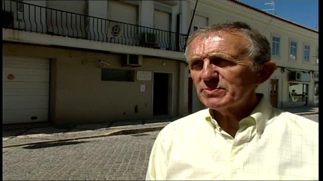 description of suspect albert kirby interview sot - madeleine mccann stock videos & royalty-free footage