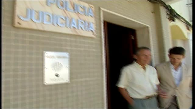 Description of suspect PORTUGAL Algarve Praia da Luz EXT Reporter along with Albert Kirby