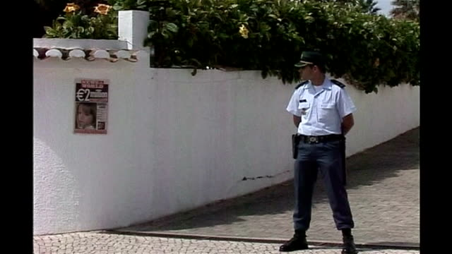 website launched PORTUGAL Praia da Luz EXT Various of Portuguese police officers