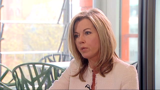 madeleine mccann disappearance: parents give interview on fifth anniversary of disappearance; london: kate and gerry mccann interview sot - disappearance of madeleine mccann stock videos & royalty-free footage
