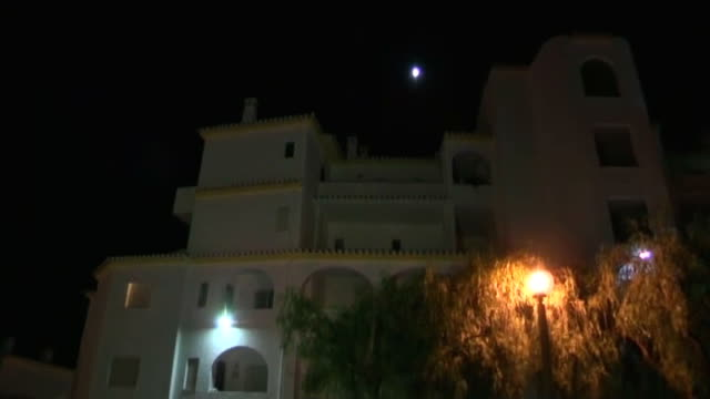 madeleine mccann disappearance: two e-fit images of man released; apartments where the mccann family were staying at the time of madeleine mccann's... - disappearance of madeleine mccann stock videos & royalty-free footage