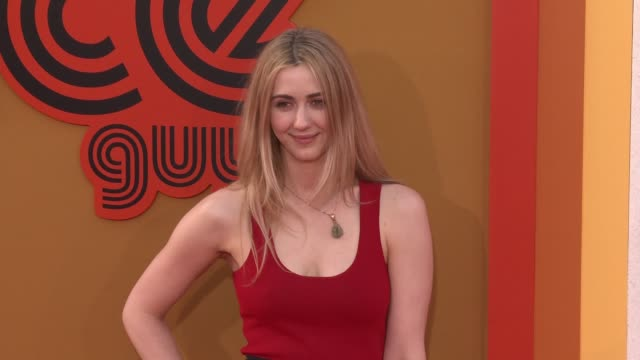 Madeline Zima at 'The Nice Guys' Los Angeles Premiere at TCL Chinese Theatre on May 10 2016 in Hollywood California