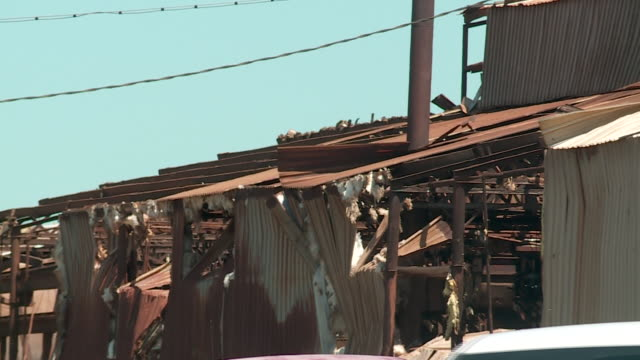 kfor madill ok us collapsed roofs on friday apr 24 2020 a person has died as a result of the tornado in madill according to marshall county emergency... - blowhole stock videos & royalty-free footage