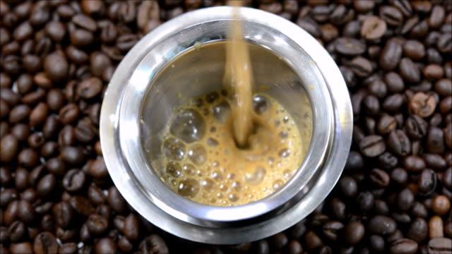 vídeos y material grabado en eventos de stock de madras filter coffee - grupo grande de objetos