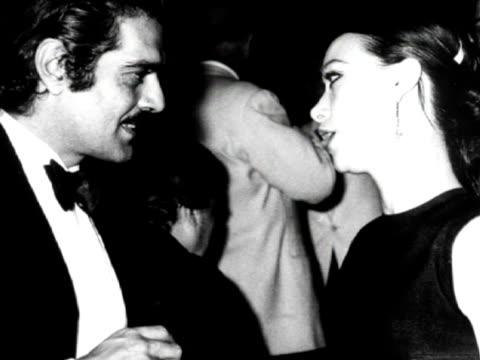 madrid 10 abr egyptian actor and 1960's hollywood heartthrob omar sharif turns 80 on tuesday it was in 1962 when director david lean chose sharif to... - arabia video stock e b–roll