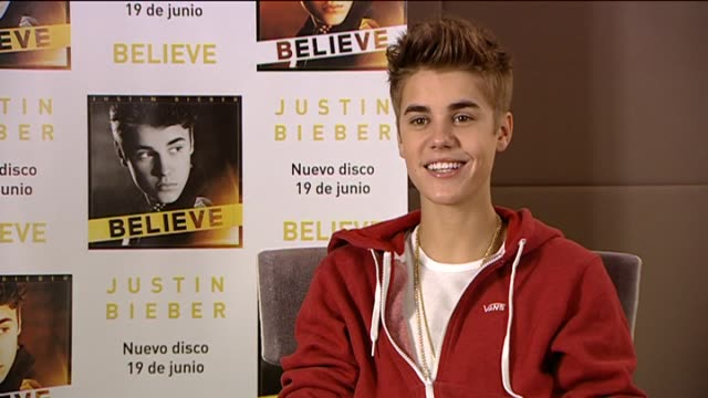 Madrid 4 Jun Canadian pop star Justin Bieber presented 'Believe' in Madrid on Monday a more elaborate album with hip hop influences and featuring...