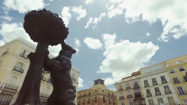 madrid, capital city of spain - madrid stock videos and b-roll footage
