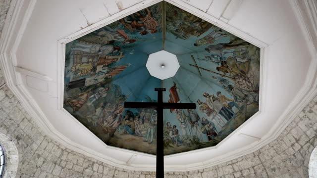 Magellan s Cross la ville de Cebu, Philippines