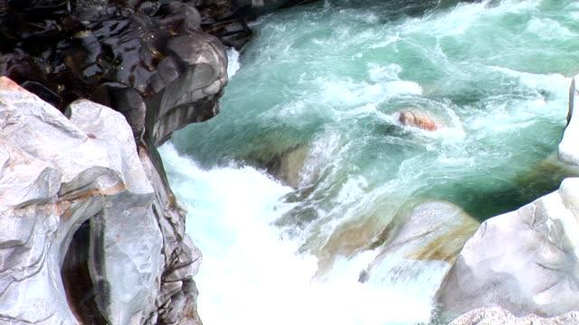 hd: maggia at ponte brolla, ticino - ticino canton stock videos and b-roll footage