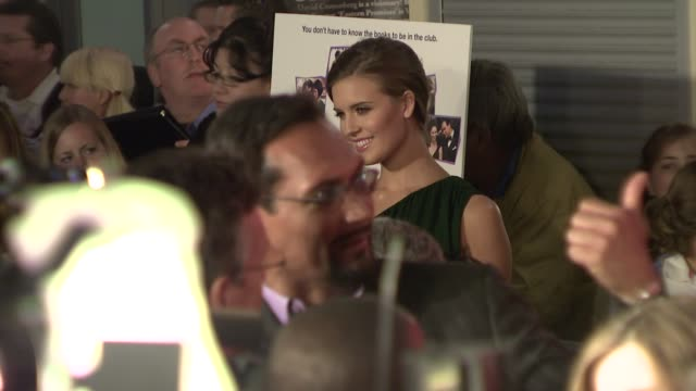 maggie grace and jimmy smits at the 'the jane austen book club' premiere at arclight cinemas in hollywood california on september 20 2007 - jimmy smits stock videos and b-roll footage