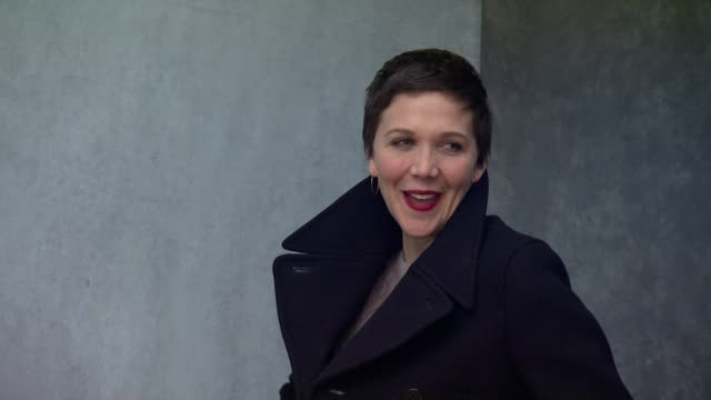 maggie gyllenhaal at mcdonald's mccafe presents the wireimage portrait studio at village at the lift on in park city utah - mcdonald's stock videos and b-roll footage