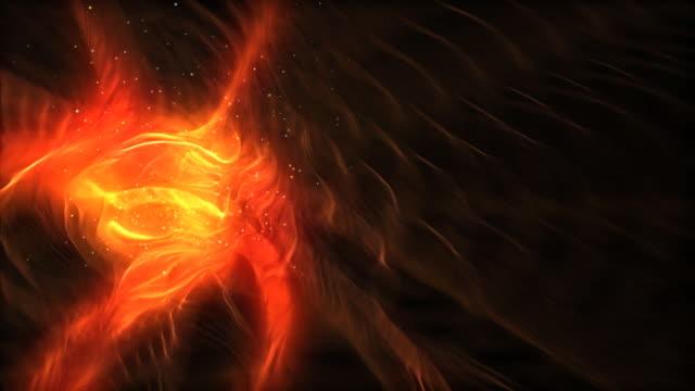 magic fuoco - meno di 10 secondi video stock e b–roll