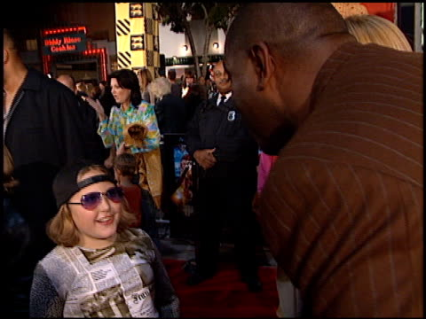 magic johnson at the 'harry potter' premiere on november 14 2001 - magic johnson stock videos and b-roll footage