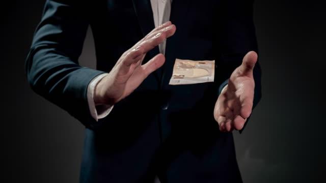 magic the art of levitation - magic trick stock videos & royalty-free footage