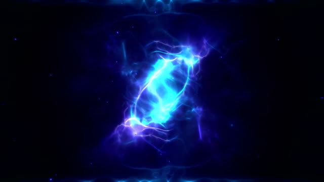 magical abstract title background - sparks stock videos & royalty-free footage
