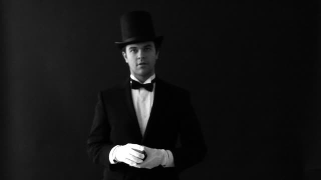 magician with cards - magician stock videos and b-roll footage