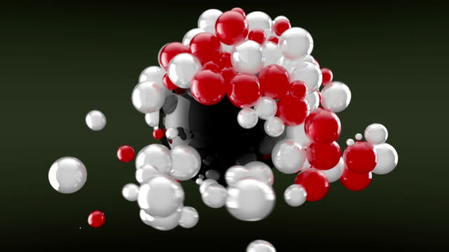 magnet balls 02 - magnet stock videos & royalty-free footage