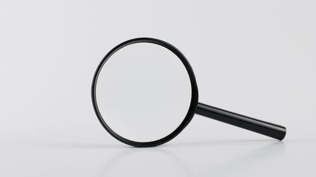magnifying glass - detective stock videos & royalty-free footage