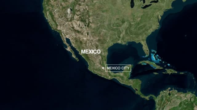 a 71 magnitude earthquake has hit mexico's central state of puebla the us geological survey has said - 地震点の映像素材/bロール