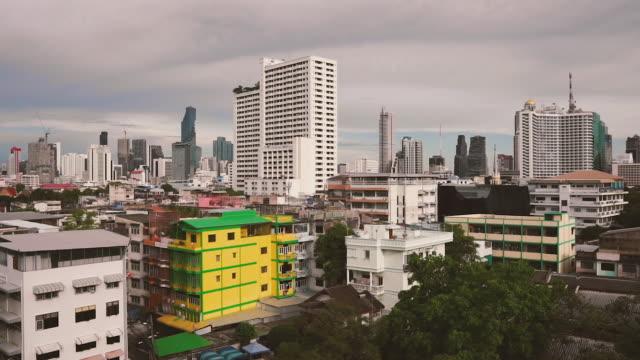 Mahanakhon, Bangkok city skyline, Tailandia, Asia