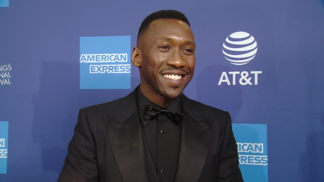 mahershala ali at 30th annual palm springs international film festival film awards gala on january 03 2019 in palm springs california - best supporting actor stock videos & royalty-free footage