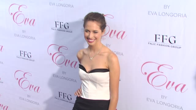 Maiara Walsh at the Eva Longoria Parker Fragrance Launch Party For 'Eva' at Hollywood CA