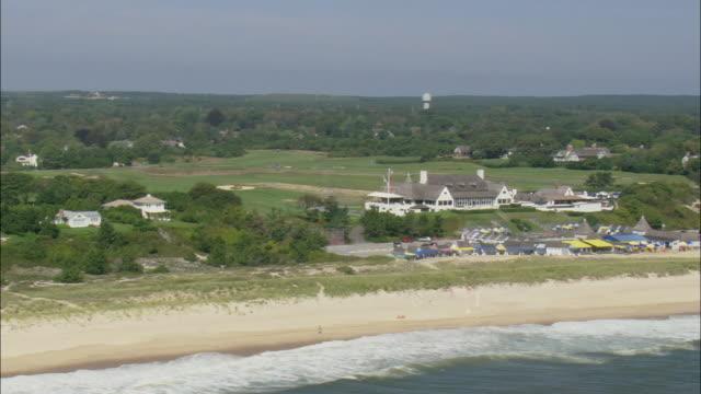 maidstone golf club - eastern usa stock videos & royalty-free footage