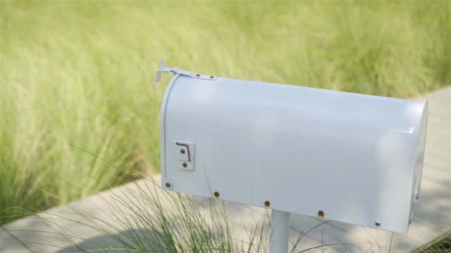 mailbox. - letterbox stock videos & royalty-free footage