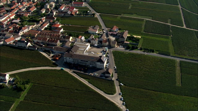 Mailly-Champagne  - Aerial View - Champagne-Ardenne, Marne, Arrondissement de Reims, France