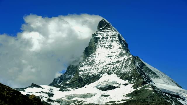 Main peak of the Matterhorn
