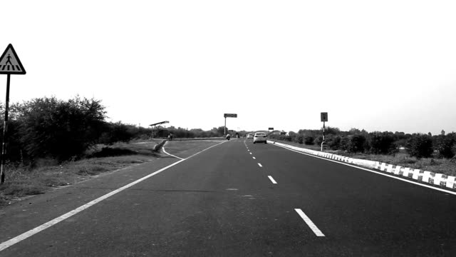 main road highway - main road stock videos & royalty-free footage