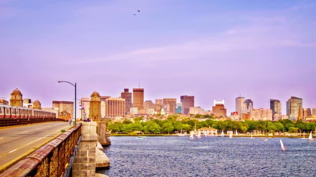 Main view of Boston