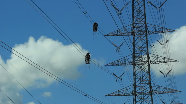 Maintenance Power Line.