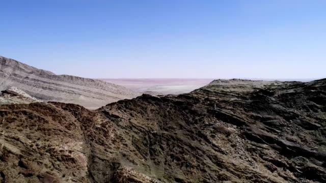 Majestic gorge on Namibian desert