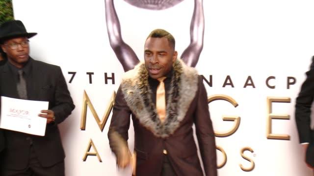 Major at 47th Annual NAACP Image Awards at Pasadena Civic Auditorium on February 05 2016 in Pasadena California